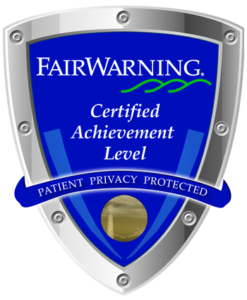 Fairwarning Certified Achievement Level