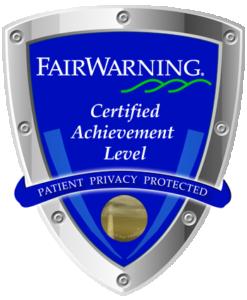 Fairwarning Certified Achievement Level
